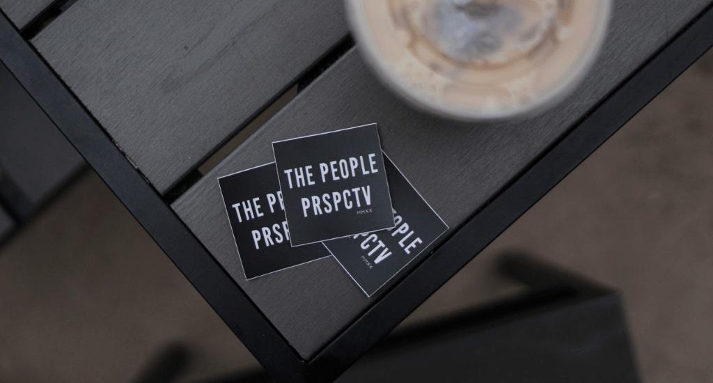 PRSPCTV Stickers